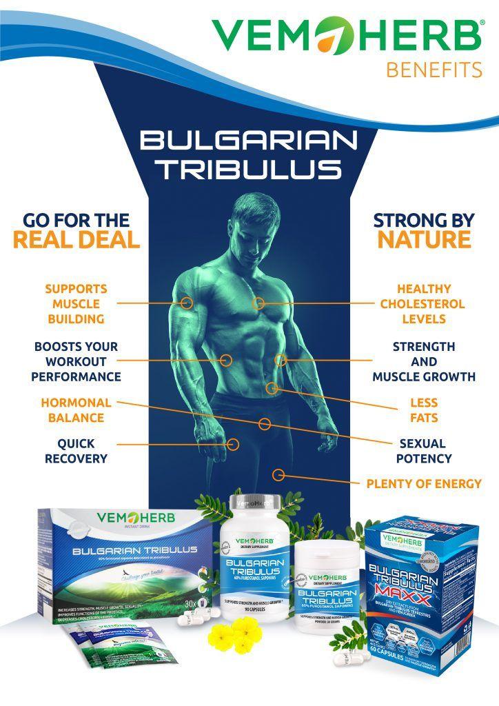 Benefits Bulgarian Tribulus
