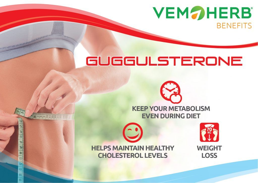 Benefits Guggulsterone