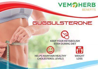 Benefits: VemoHerb Guggulsterone