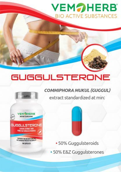 Bioactive Substances: VemoHerb Guggulsterone