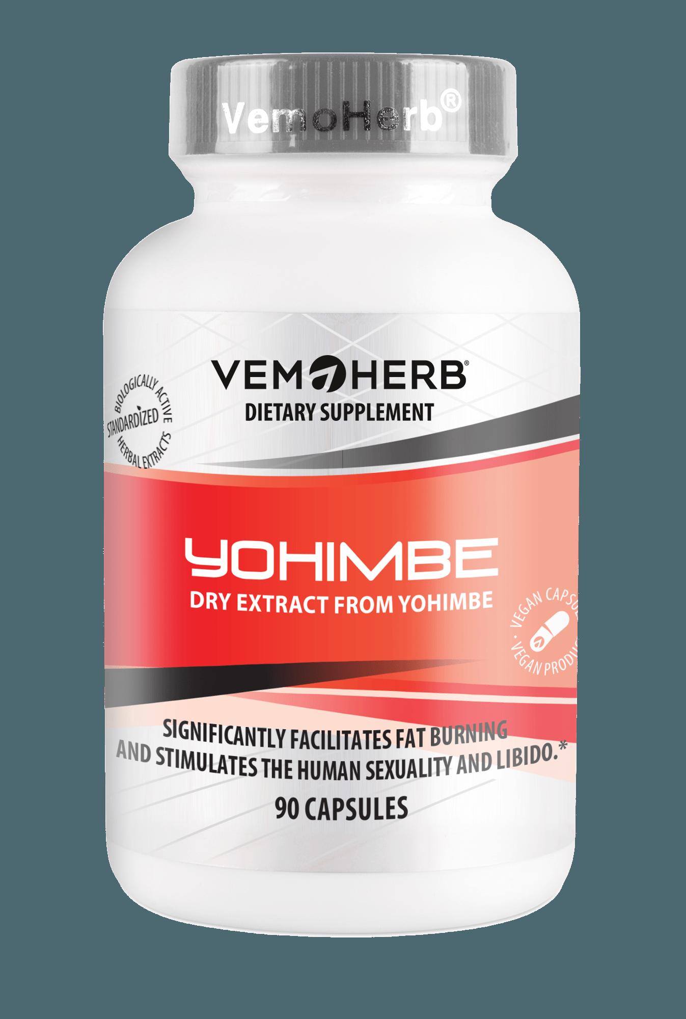 Yohimbe VemoHerb