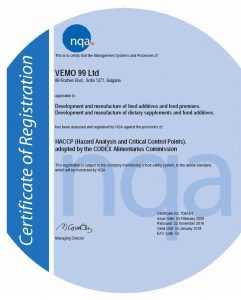 CertificateHACCPEN