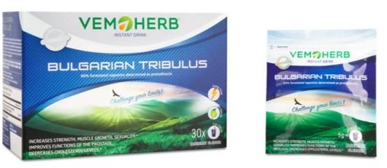 VemoHerb Bulgarian Tribulus Drink