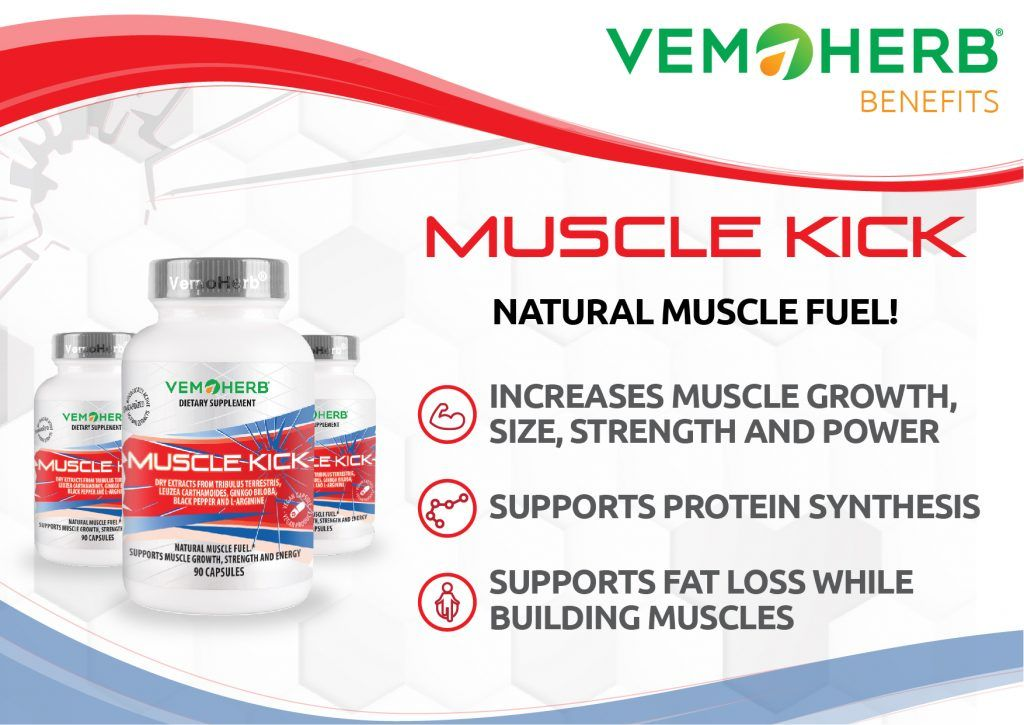 Benefits MuscleKick