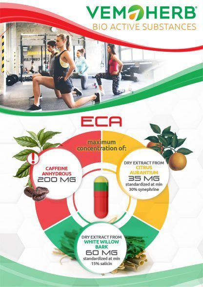 Bioactive Substances: VemoHerb ECA