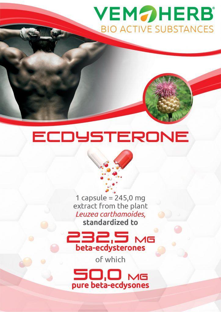 Bioactivesubstanes Ecdysterone