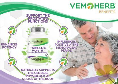 Benefits: VemoHerb Tribulus Forte