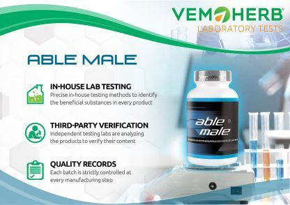 Laboratory Tests: Able Male