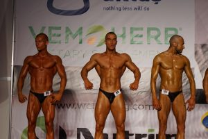 Bodybuilding Competition Plovdiv 2016