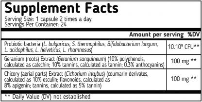 VemoHerb Probiotic 8 Immuno